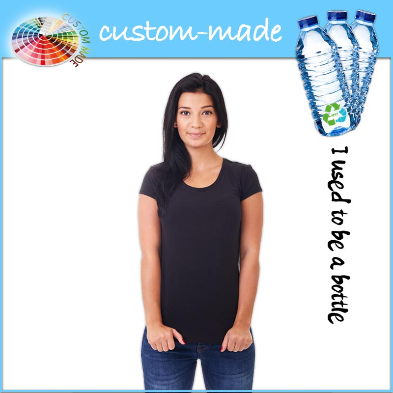ECO T-shirt from recycled PET bottles | custom-made
