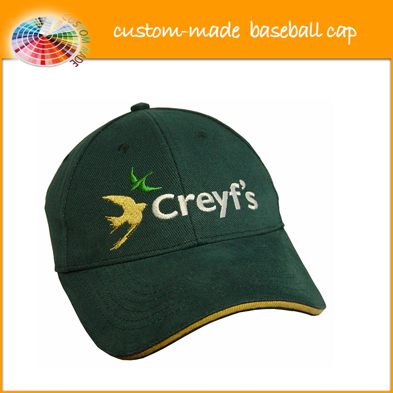 BASEBALL CAP CUSTOM-MADE