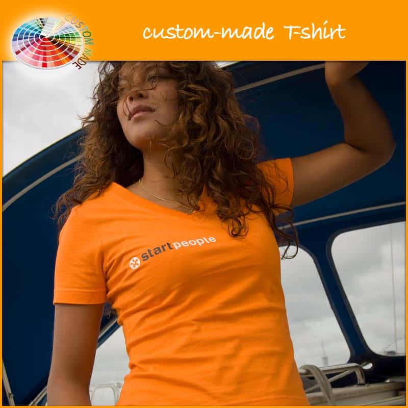 T-SHIRT CUSTOM-MADE